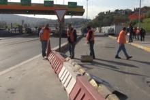 15 Temmuz Şehitler Köprüsü'nde serbest geçiş çalışması