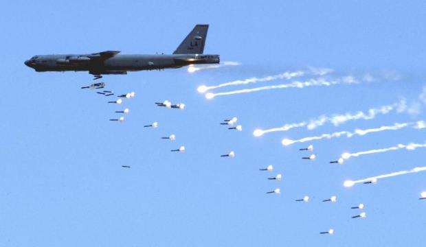 ABD bombardıman uçağı Çin hava sahasına girdi
