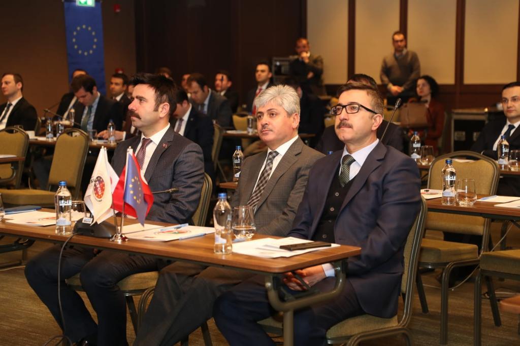 Entegre Sınır Yönetimi Çalıştayı Hatay'daYapıldı