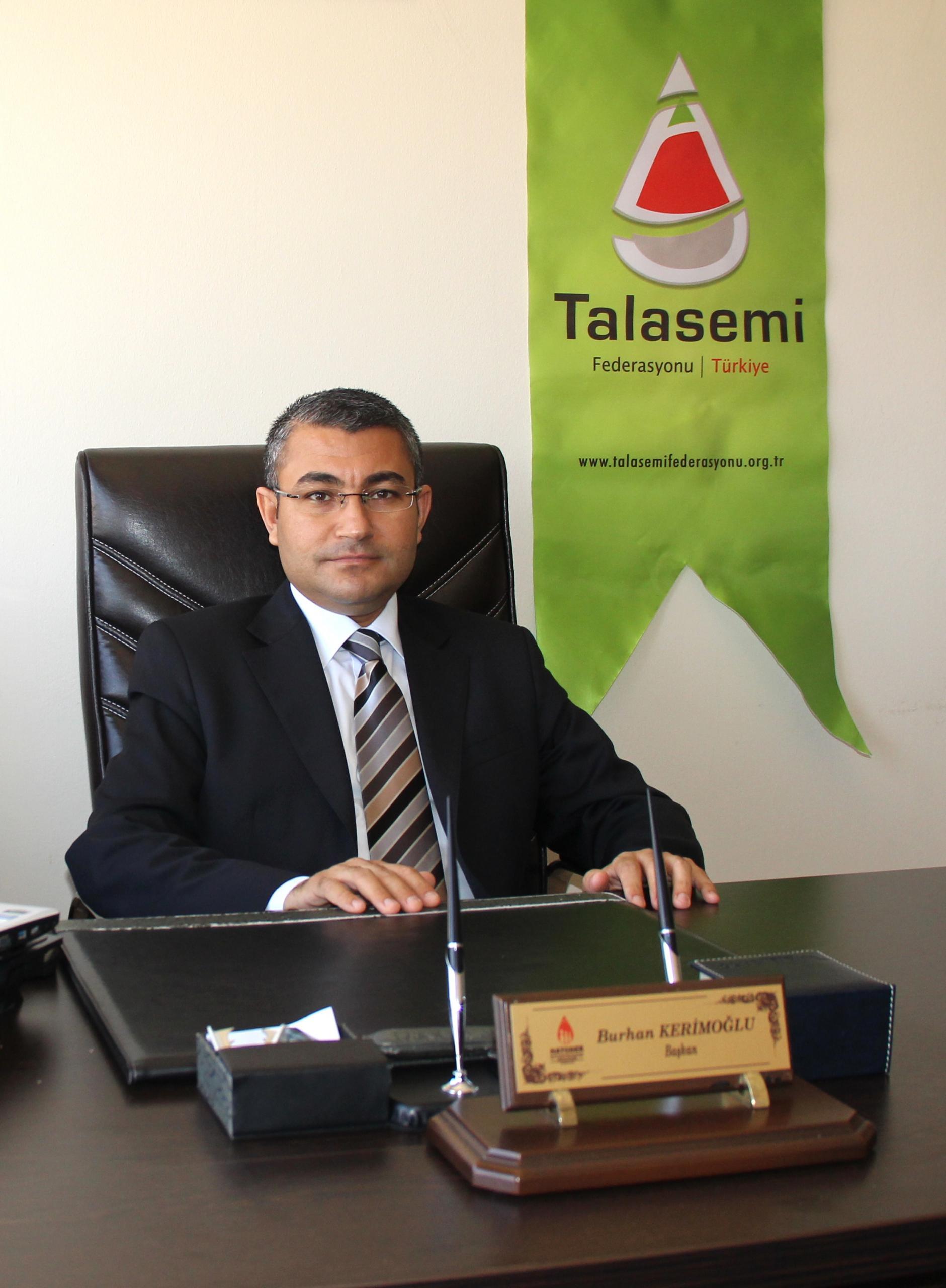 """Kerimoğlu """"14 Mart Tıp Bayramı"""" Kutlama Mesajı Yayınladı"""