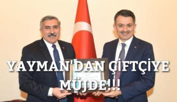 """""""DESTEKLEMELER TEK KALEMDE ÖDENİYOR"""""""