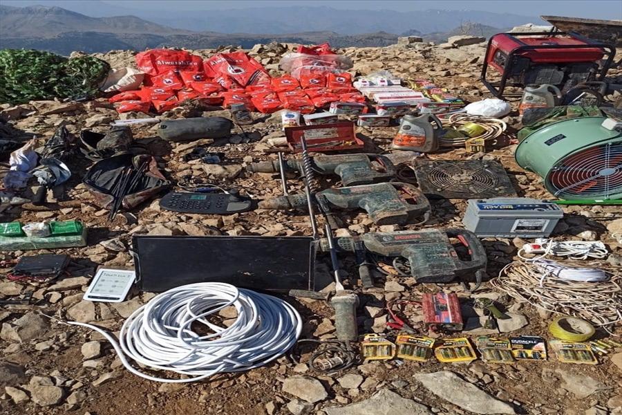 Pençe Kaplan Operasyonu'nda 24 Sığınak Ele Geçirildi