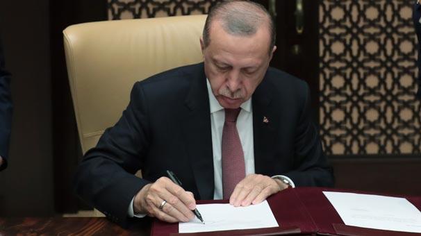 Son dakika: Cumhurbaşkanı Erdoğan imzaladı! İşte yeni danışmanı…