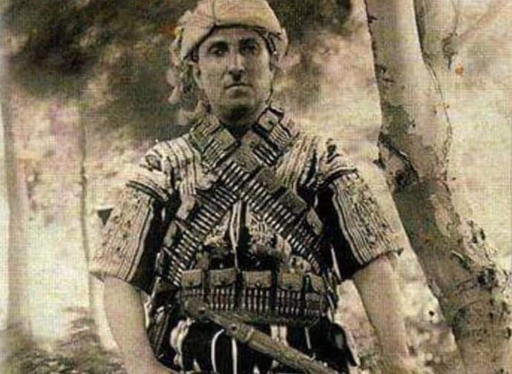 Tayfur SÖKMEN(1892-1980)Hatay Cumhuriyeti'nin ilk ve tek cumhurbaşkanı.