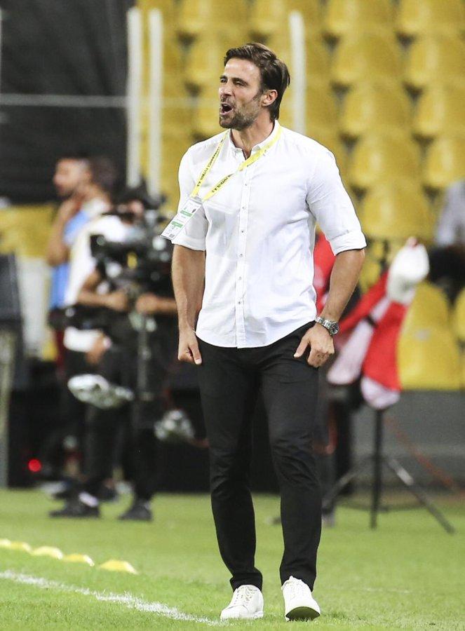 Teknik Direktör Ömer Erdoğan Fenerbahçe Maçını Değerlendirdi