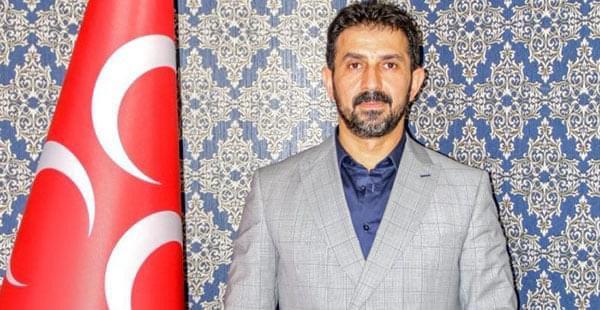 """MHP İL BAŞKANI ADAL """"TERÖR EYLEMLERİ HALKIMIZI YILDIRAMAZ"""""""